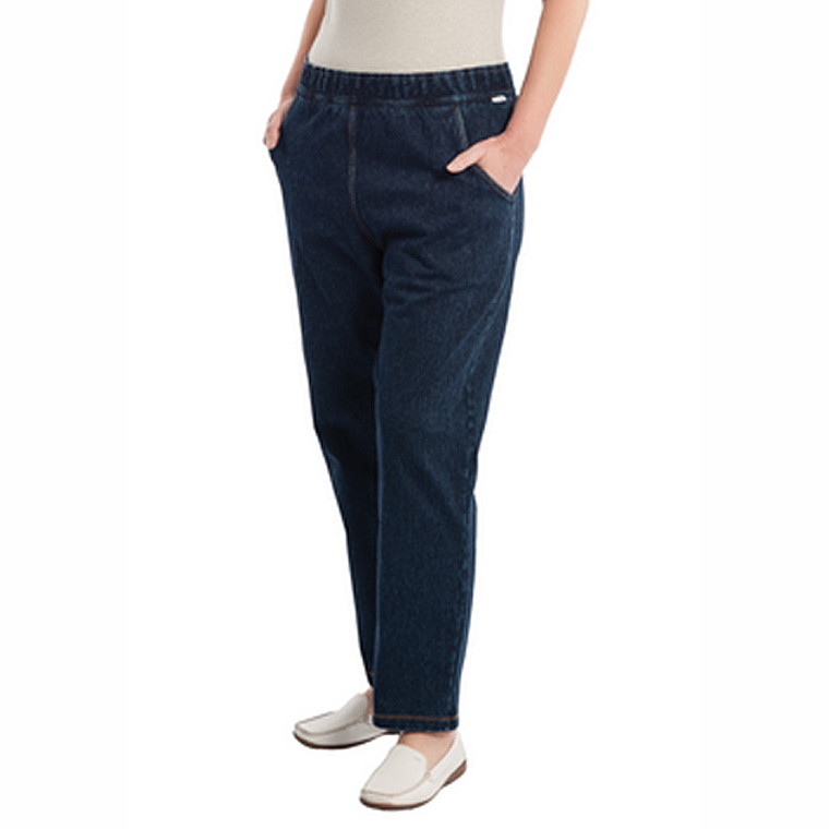 Pflegeoverall Jeans